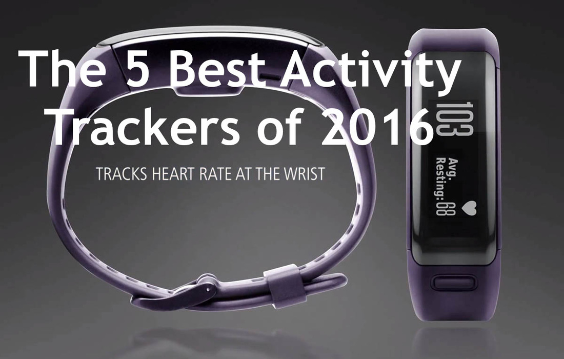 best activity trackers, fitness tracker reviews, garmin vivosmart hr, top 5 activity trackers, best selling fitness trackers