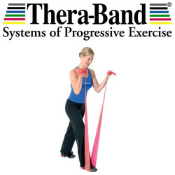 thera-band, theraband, therapy, resistance bands, rubber bands, strength training