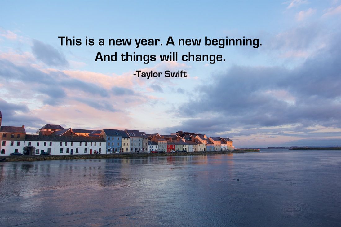 Best new years quote by Taylor Swift